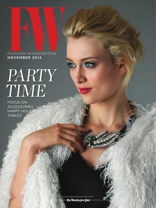 fashion washington magazine from the washington post