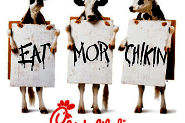 Dress Up Like A Cow For Free Chick-Fil-A  Consider The Consumer