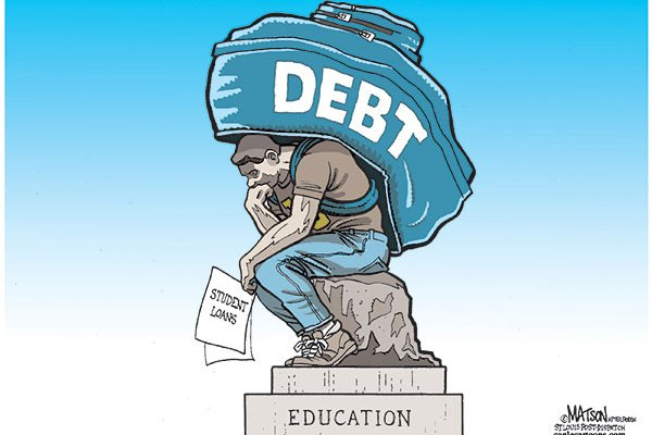 $1.4 Trillion In Student Loans Consider The Consumer