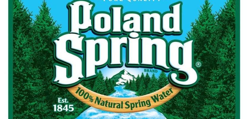 Poland Spring Response Consider The Consumer