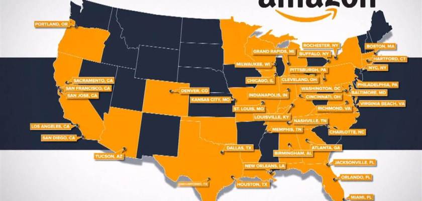 New Amazon Headquarters Consider The Consumer