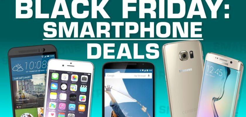 Black Friday Smartphone Deals Consider The Consumer
