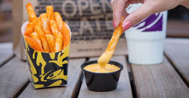 Taco Bell Nacho Fries Consider The Consumer