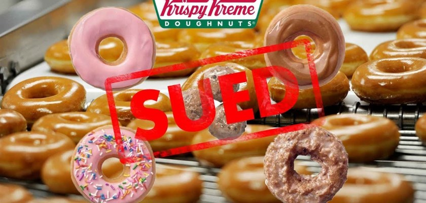 Krispy Kreme Class Action Lawsuit, Blueberry and Maple Doughnut Fraud Consider The Consumer
