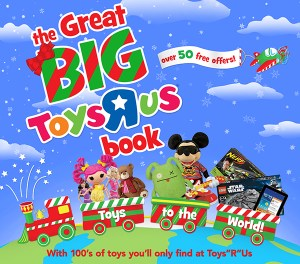 A New Amazon Toys R Us Holiday Catalog Is Coming This Holiday Season Consider The Consumer