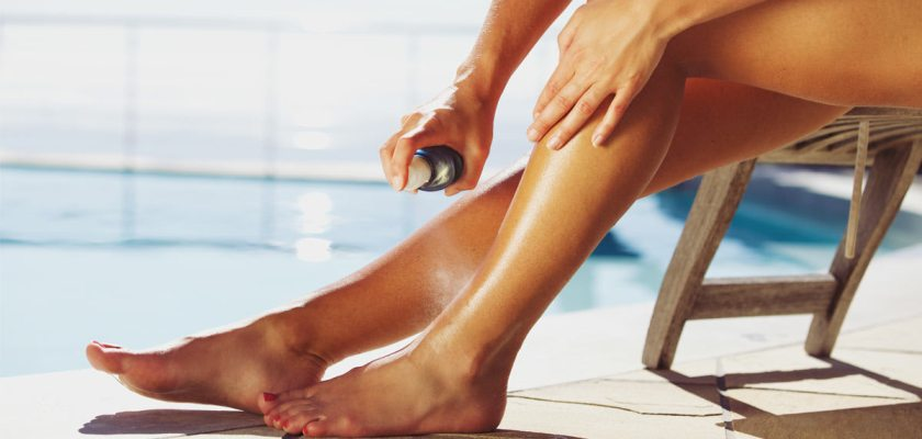 The Right Way To Use Spray Sunscreen: Tips On Stopping A Sunburn Consider The Consumer