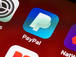 Paypal app logo