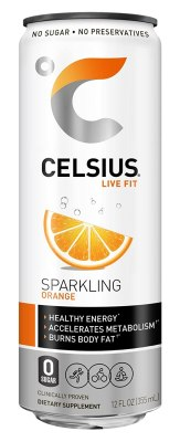 Celsius Sparkling Orange Lawsuit