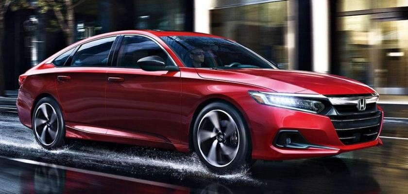 2021 Accord Review