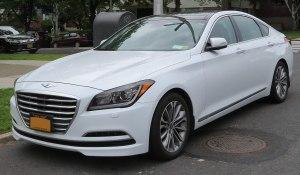 Hyundai Genesis Recall Over Fire Hazards