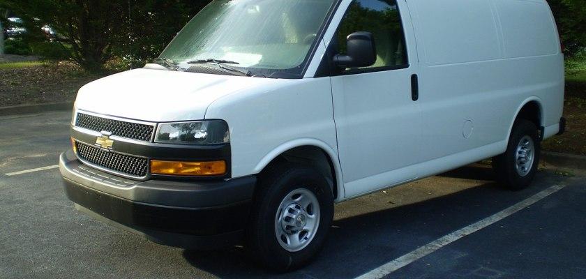 GM Chevrolet Express & GMC Savana Recall