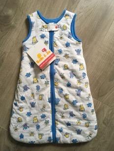 Marshalls And T.J. Maxx Sam & Jo Infant Sleeping Bags Recall