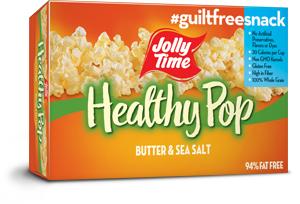 Jolly Time Healthy Pop Kettle Corn Recall
