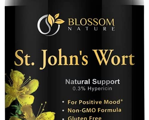 Blossom Nature St. John's Wort Class Action Lawsuit 2021