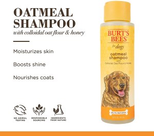 Burt's Bees Oatmeal Dog Shampoo Class Action Lawsuit 2021