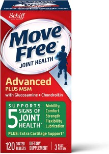 Move Free Advanced Settlement 2021 - Fake Joint Supplement Class Action Ends For $50 Million