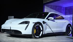 Porsche Taycan Power Loss Recall 2021 - Over 40,000 Luxurious Electric Cars Affected