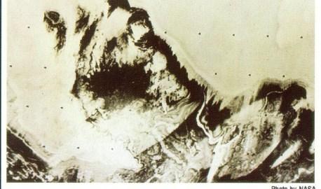 Mars sediment 2