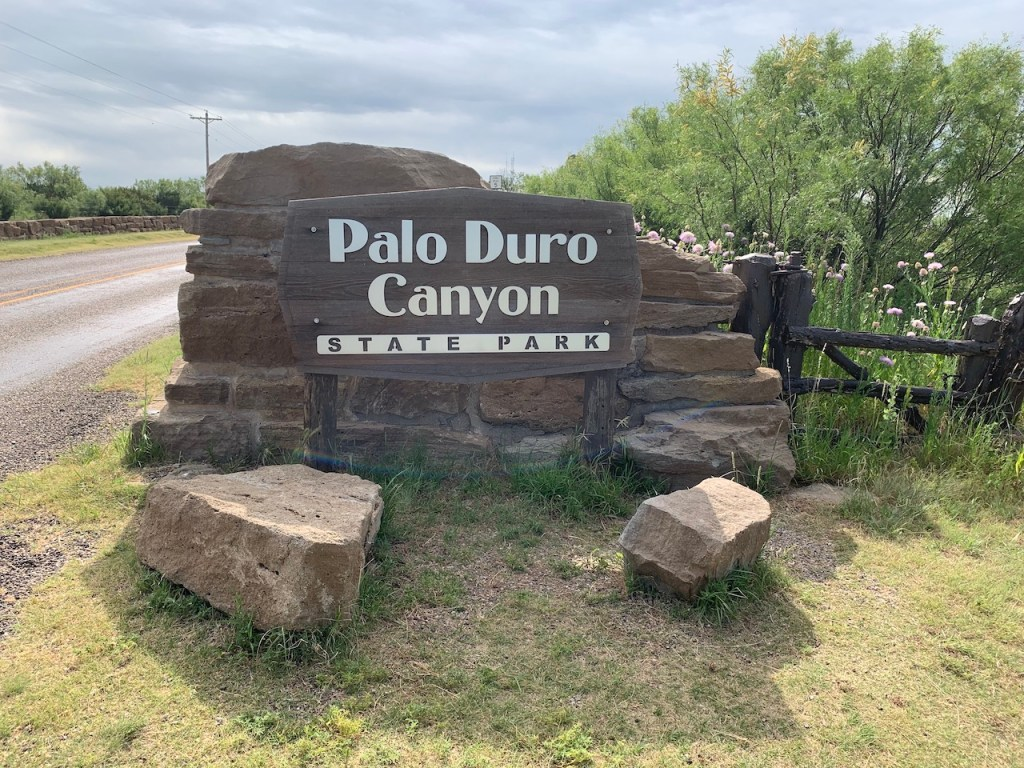 Camping at Palo Duro Canyon State Park - Consider the Wonders