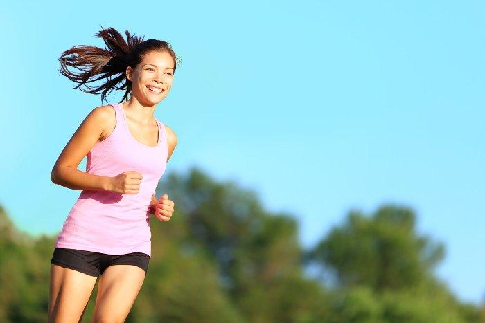 correre per liberarsi della cellulite