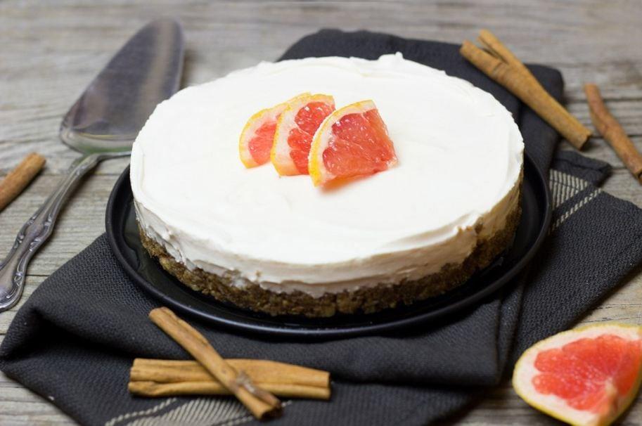 torta al pompelmo