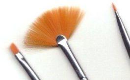 A cosa serve il pennello a ventaglio per nail art? 3 spunti per usarlo!