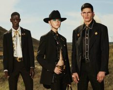 Collezione Versace Cruise 2020 moda uomo
