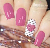 Unghie in gel per San Valentino: romantiche idee per la tua nail art!