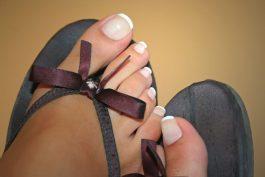 Ricostruzione unghie dei piedi in gel: quando farla, come e perchè