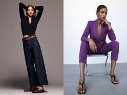 Zara moda donna autunno inverno 2020/2021
