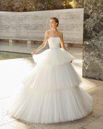 Abiti da sposa 2021: le proposte di Rosa Clarà