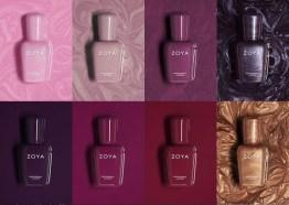 Smalti Zoya autunno inverno 2020/2021: la collezione Luscious