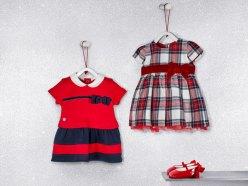 Chicco Natale 2020 abbigliamento baby 0/2 anni bambina: foto e prezzi