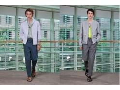 Hermès moda uomo primavera estate 2021