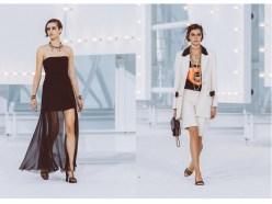 Chanel collezione moda donna primavera estate 2021