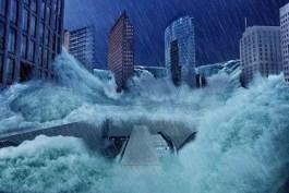 Sognare un'alluvione, una strada allagata che porta via tutto: sogno di Ivano