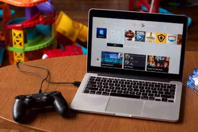 Come collegare Mac a PS4