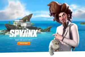 Spyjinx: il nuovo gioco mobile di Epic Games!