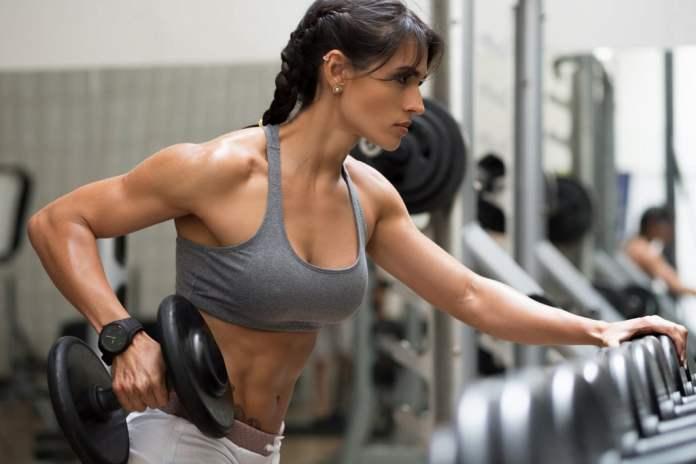 Beta-alanina allenamento donna