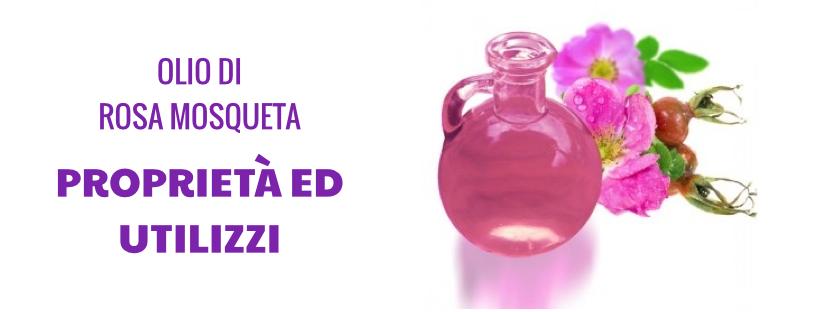Olio di rosa mosqueta: proprietà ed utilizzi