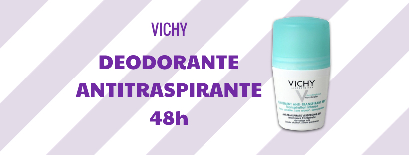 VICHY - Deodorante antitraspirante 48h