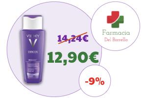 shampoo ridensificante Dercos Neogenic