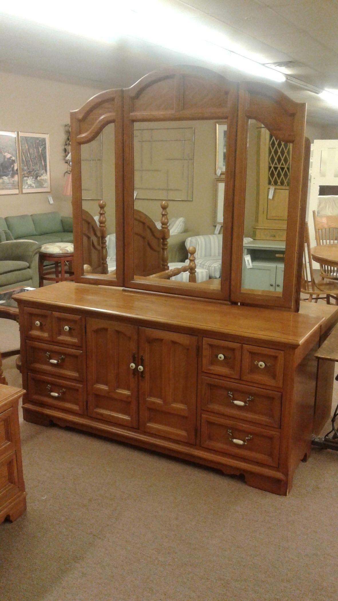 thomasville dresser mirror delmarva