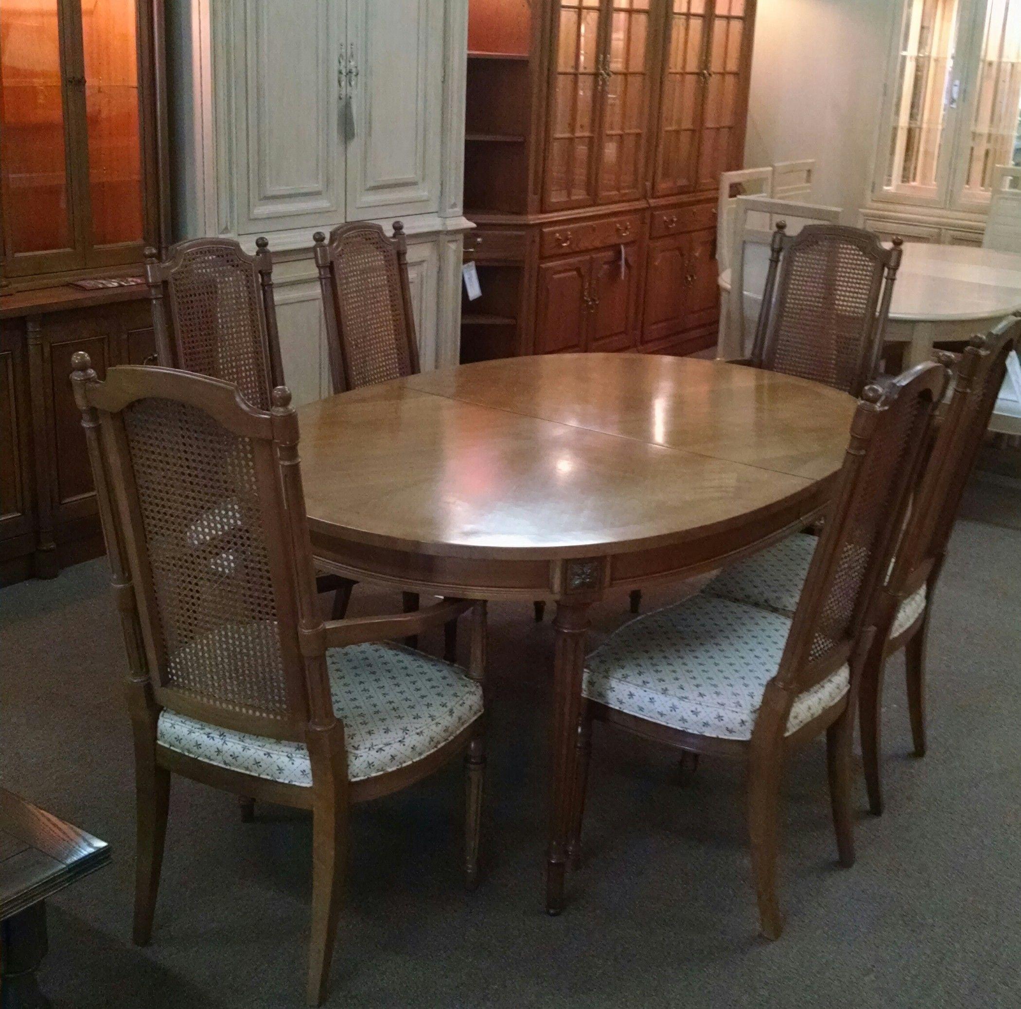 THOMASVILLE DINING SET Delmarva Furniture Consignment