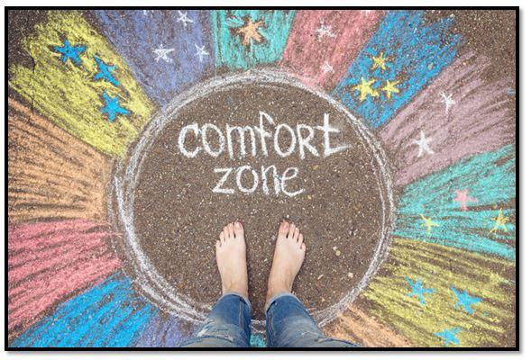 Ejercicios para salir de la zona de confort