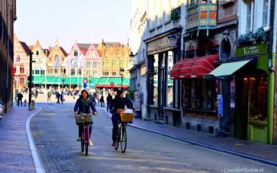 Acestea sunt cele mai frumoase și interesante orașe din Belgia