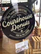 Court House Donuts in Tennesee