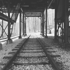 Abandoned Coal Town