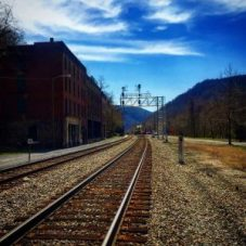Ghost Town of Thurmond, WV