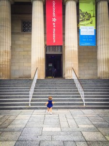 Making the Cincinnati Art Museum Accessible to Everyone